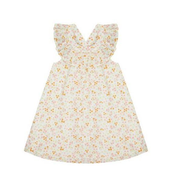 Floral Frill Neck Dress offer at £7