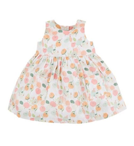 Mini Club Floral Woven Dress offer at £4