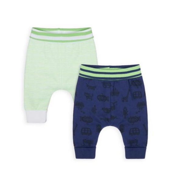 Little Car Joggers - 2 Pack offer at £4.5