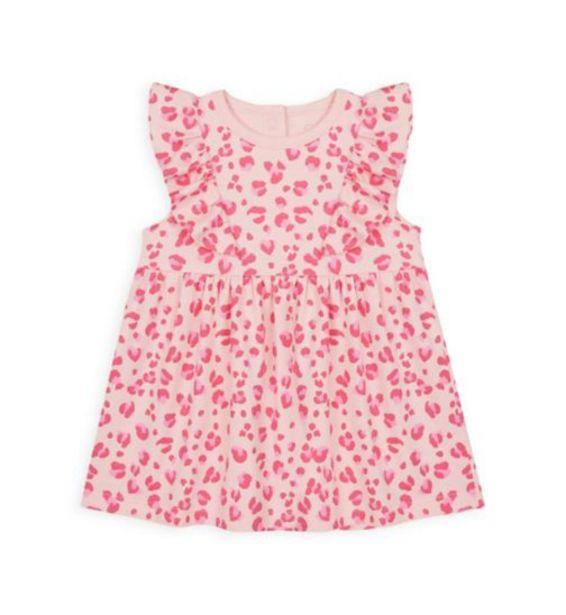 Pink Leopard Dress offer at £3