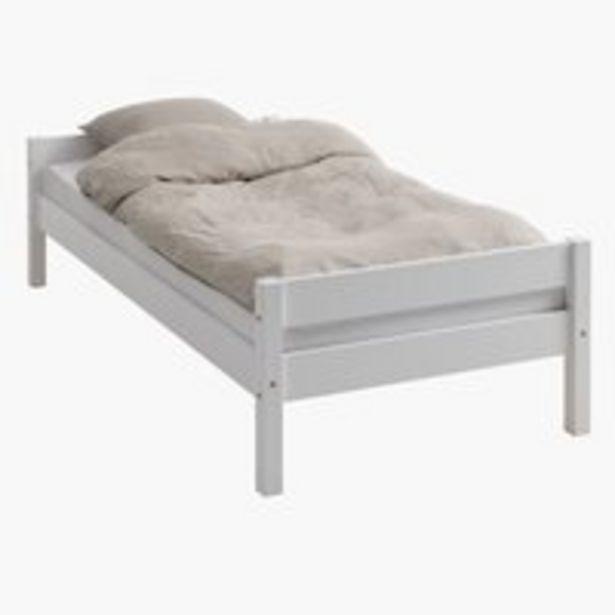 Bed frame VESTERVIG SGL white offer at £115