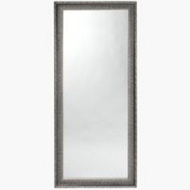 Mirror DIANALUND 78x180 silver offer at £119.99