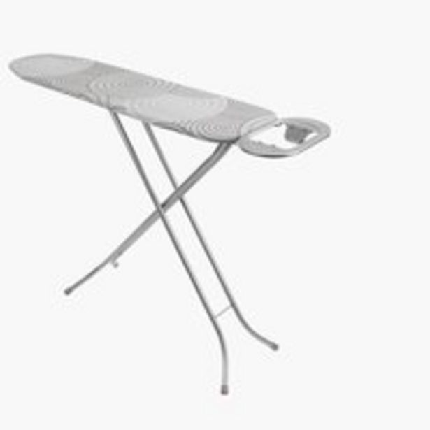 Ironing board HENRY W30xL110xH86-90cm offer at £15