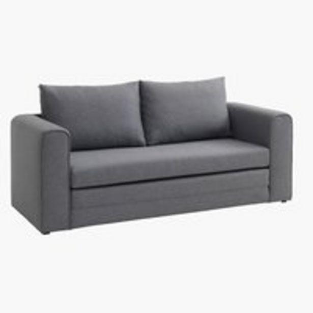Sofa bed SKILLEBEKK light grey offer at £200