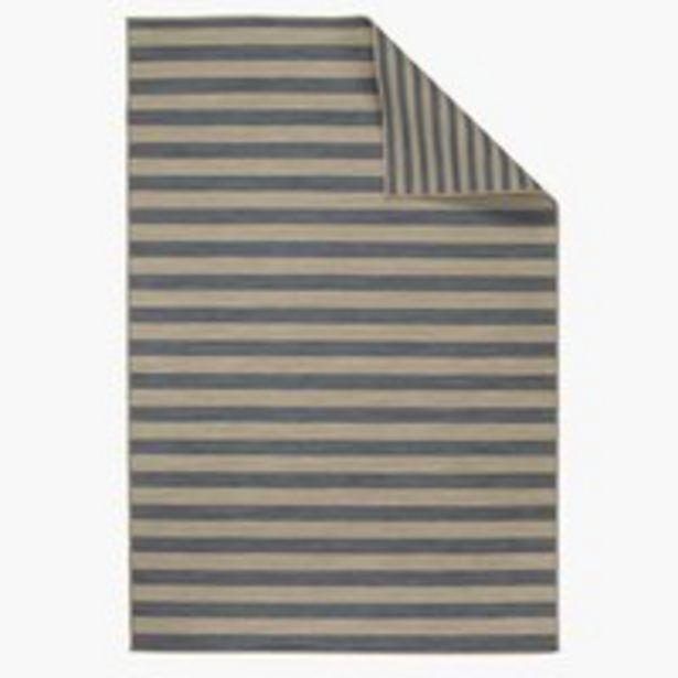 Rug STRANDTORN 133x195 blue/beige offer at £59.99