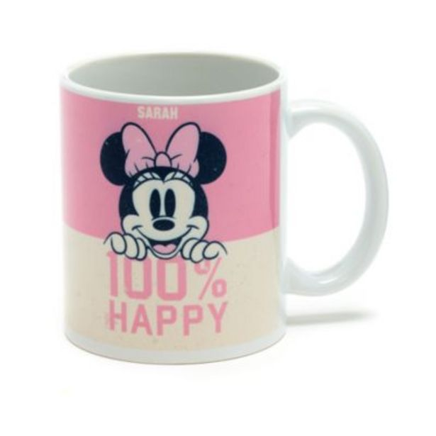 Minnie Mouse Customisable Mug offer at £12