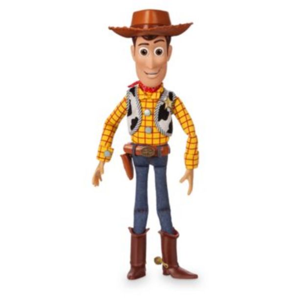 Disney Store Woody Interactive Talking Action Figure offer at £32.99