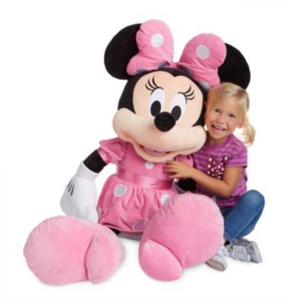 Minnie Mouse Giant Soft Toy offer at £70