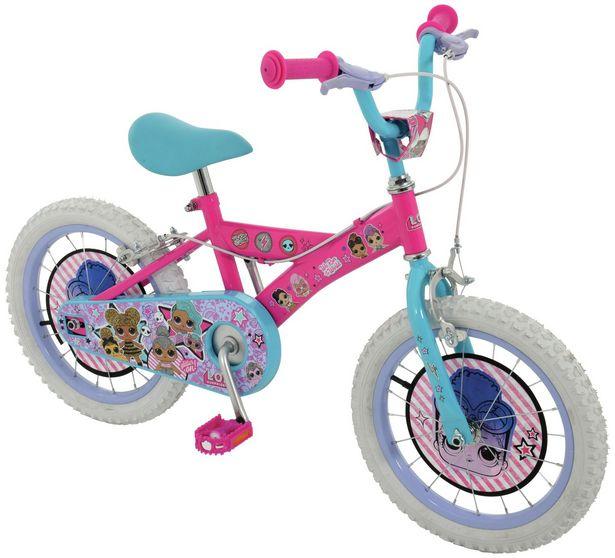 LOL Surprise 16 inch Wheel Size Kids Bike offer at £114.99