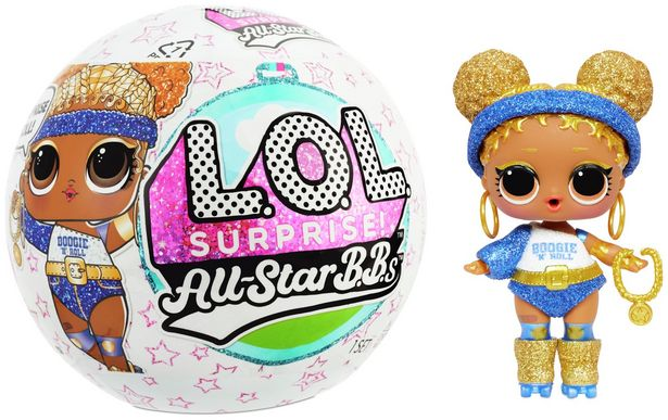 LOL Surprise All-Star Sports Series 4 Summer Games offer at £12