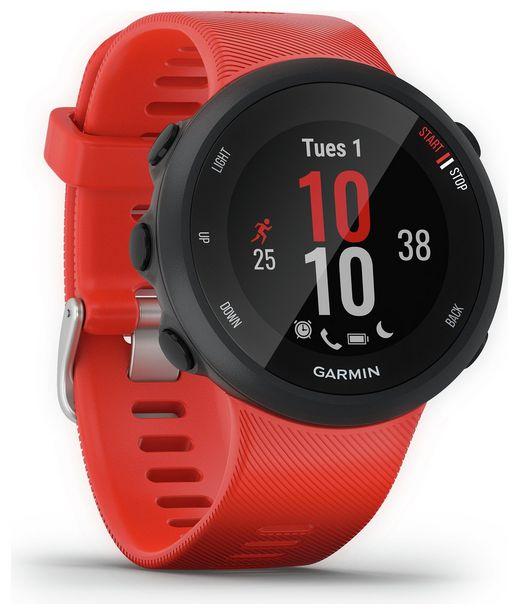 Garmin Forerunner 45 Running Watch - Lava Red offer at £159.99