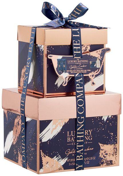 Grace Cole Luxury Bathing Company Bath Gift Set offer at £10