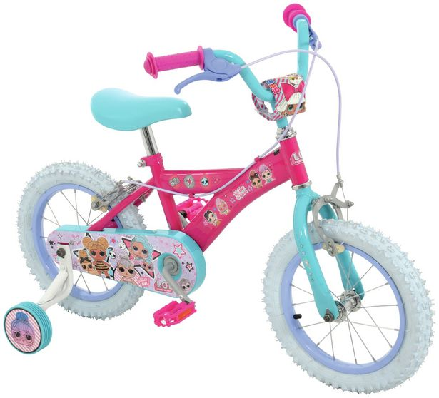 LOL Surprise 14 inch Wheel Size Kids Bike offer at £129.99