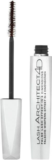 L'Oreal Paris Lash Architect 4D Mascara - Black offer at £3.5