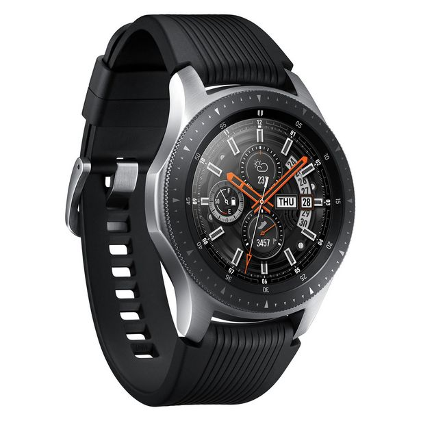 Samsung Galaxy Golf 46mm Smart Watch - Black / Silver offer at £359.99