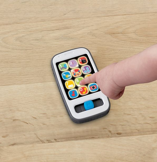 Fisher-Price Laugh & Learn Smart Phone offer at £9