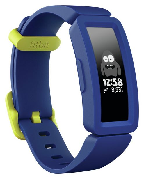 Fitbit Ace 2 Kids Activity Tracker - Night Sky/ Neon Yellow offer at £49.99