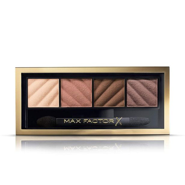 Max Factor Smokey Eye Matte Drama Eyshadow Kit offer at £10