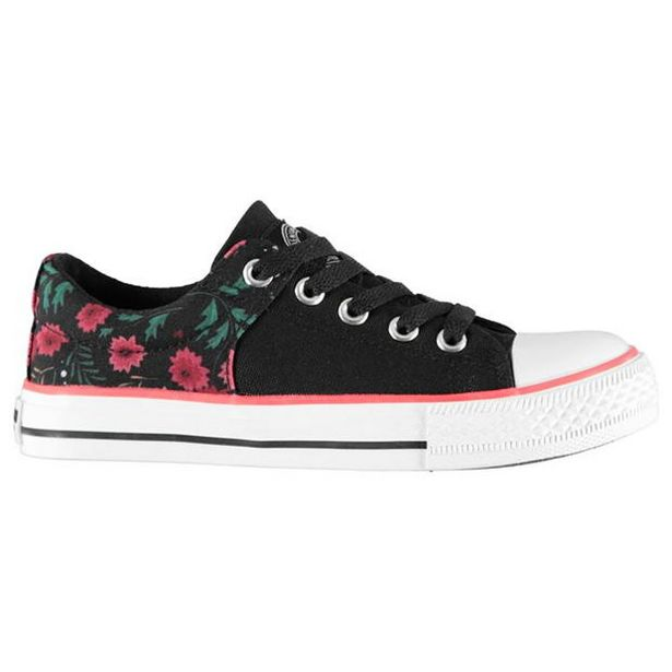 SoulCal Canvas Flow Trainers Childrens offer at £5.5