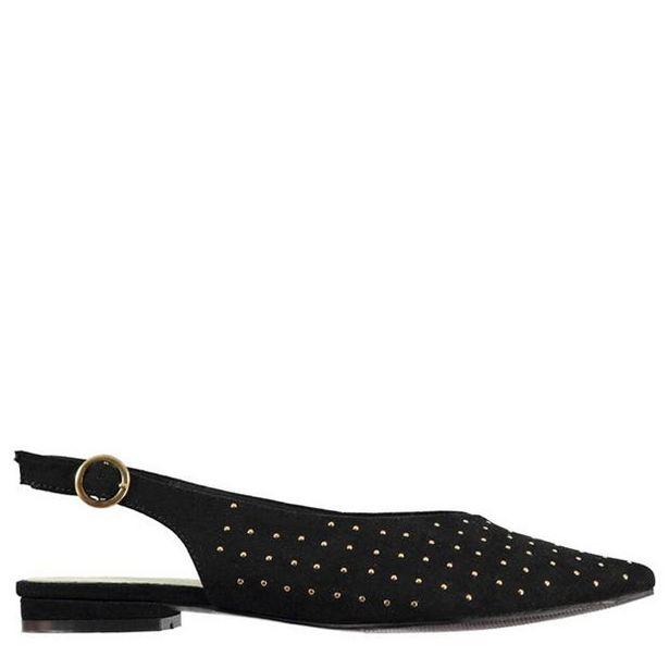 Firetrap Saski Ladies V Flat Shoes offer at £9