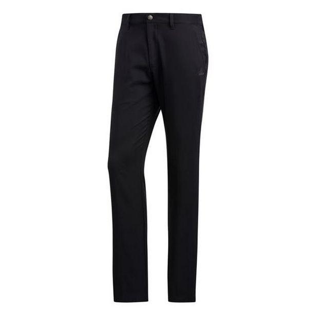 Adidas Tech Golf Pants Mens offer at £29.99