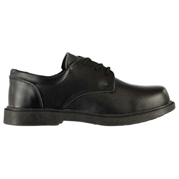Lee Cooper Homer Leather Shoes Childrens offer at £10