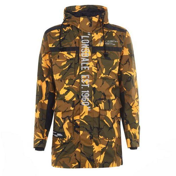 Lonsdale Zip Jacket Mens offer at £31.5