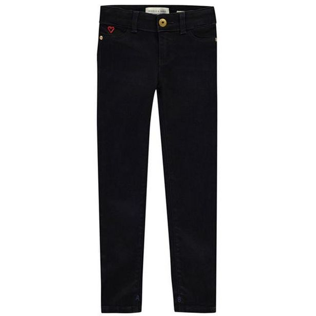 Scotch and Soda Slim Fit Jeans Girls offer at £12