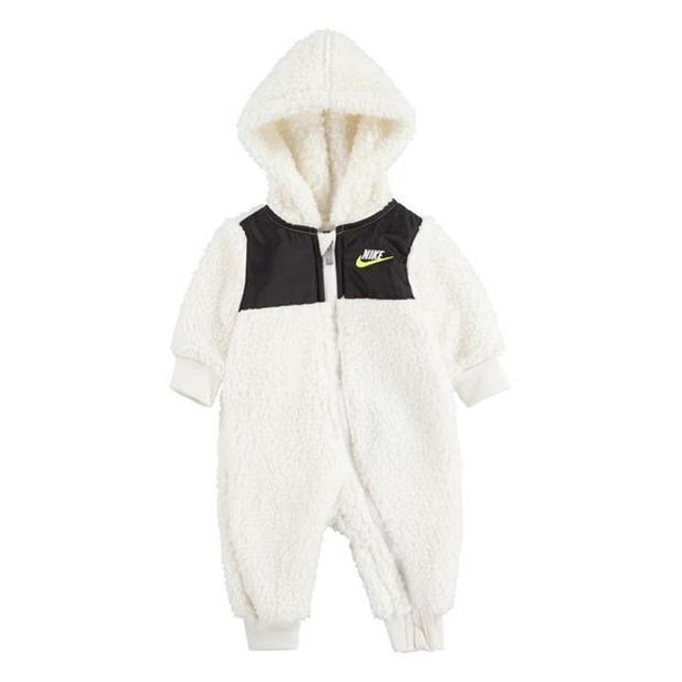 Nike Sherpa Coverall Baby Boys offer at £22.99