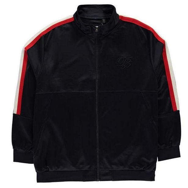 D555 Brookes Zip Jacket Mens offer at £13
