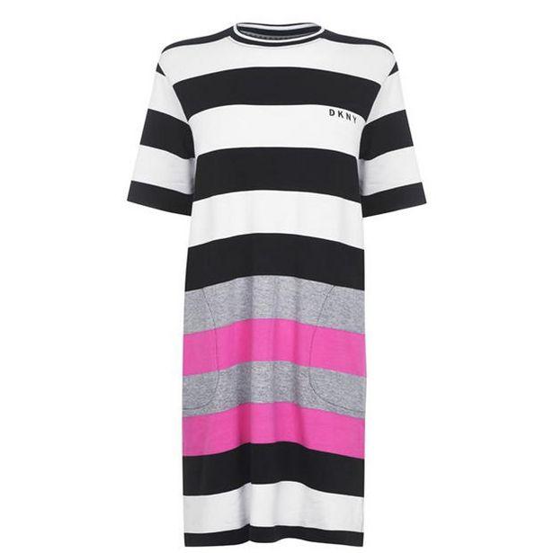 DKNY Stripe Sleep Shirt offer at £18