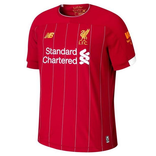 New Balance Liverpool Home Shirt 2019 2020 offer at £20