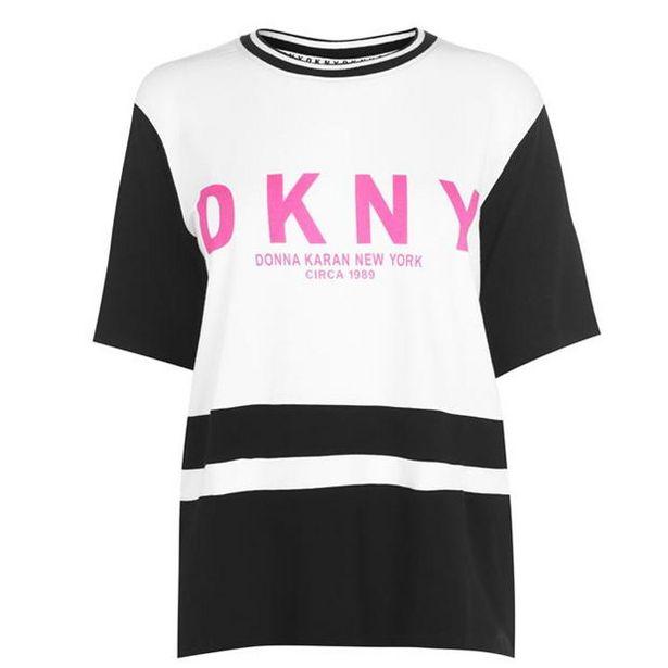 DKNY Bold Stripe Pyjama Top offer at £15