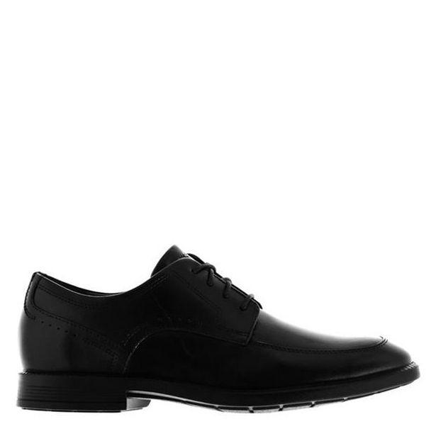 Rockport Rockport Modern Apron Leather Shoes Mens offer at £47