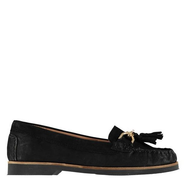 Linea Linea Chain Flat Shoes offer at £15.99