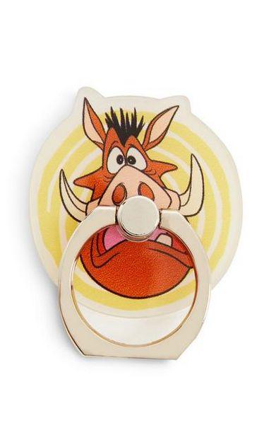 Disney Lion King Pumba Phone Ring offer at £2.5