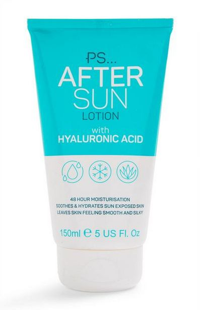 Ps Hyaluronic Acid After Sun Lotion offer at £3.5