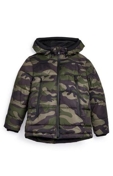 Younger Boy Fashion Puffer offer at £14