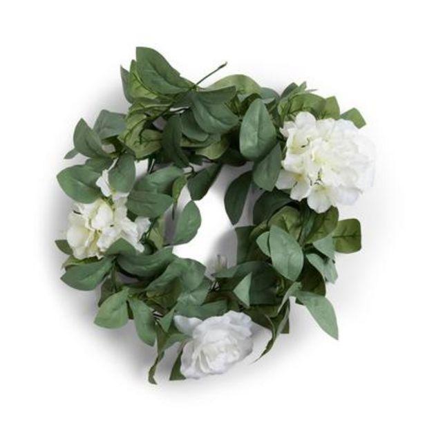 White Flower Garland offer at £6