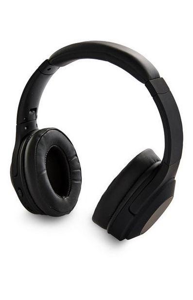 Black Premium Over Ear Headphones offer at £30