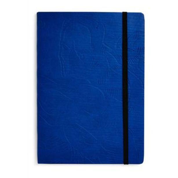 Blue Marvel Embossed A5 Notebook offer at £2.5