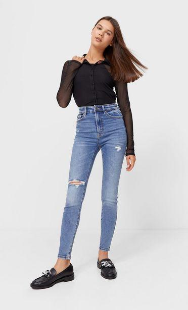 Super high waist premium jeans offer at £19.99