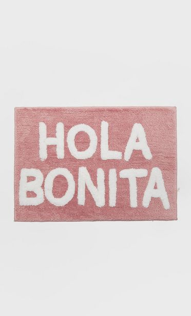 'Bonita' rug offer at £12.99