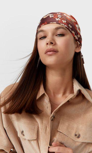 Retro flower neckerchief offer at £9.99