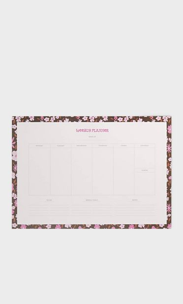 Table planner offer at £9.99