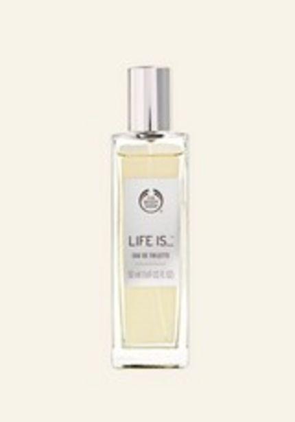 Life Is… ™ Eau De Toilette offer at £12