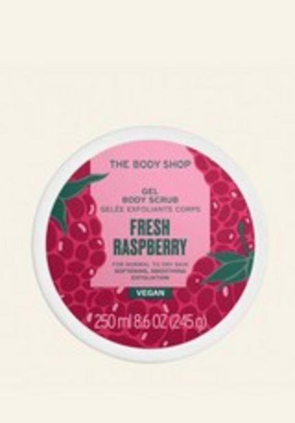 Fresh Raspberry Gel Body Scrub offer at £5