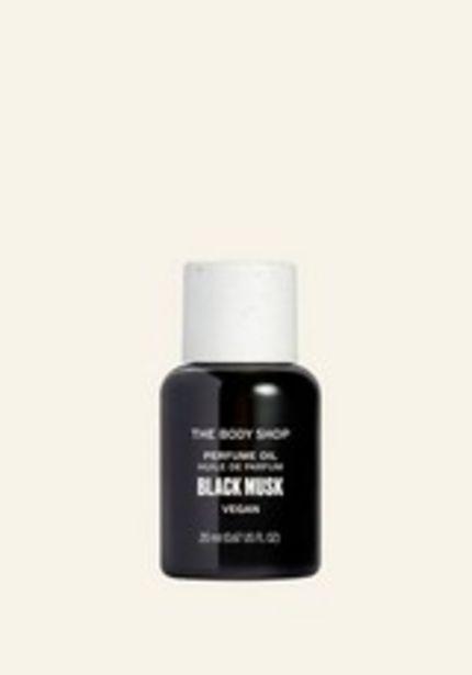 Black Musk Perfume Oil offer at £22