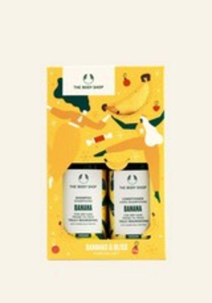 Banana & Bliss Haircare Gift offer at £20