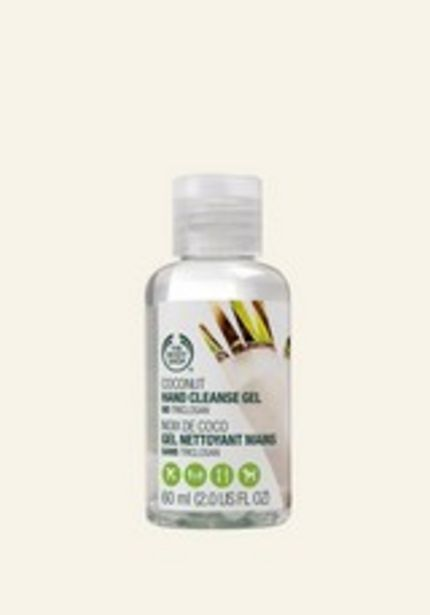 Coconut Hand Cleanse Gel offer at £2.5